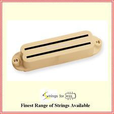 Seymour Duncan SHR-1n Neck Hot Rails for Strat Guitar Pickup Cream 11205-01-C