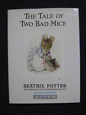 The Tale of Two Bad Mice (Peter Rabbit) [Sep 01, 1987] Potter, Beatrix