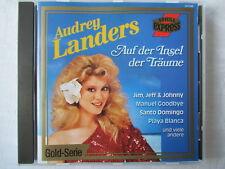 Audrey Landers - Auf der Insel der Träume - CD Neuwertig