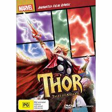 Thor: Tales of Asgard (Marvel Animated Film Range) DVD NEW (Region 4 Australia)