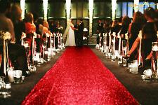 Wedding Aisle Runner Sequin Aisle Runner for Wedding Ceremony Party Halloween