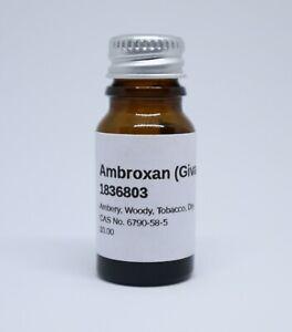 Ambroxan (Givaudan) *Premium Grade For Perfumery* 10ml