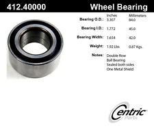 Wheel Bearing fits 1998-2009 Honda Accord Civic S2000  C-TEK BY CENTRIC