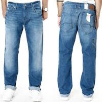 MAVI Herren Regular Fit Stretch Jeans Hose   Marcus 35117824   W34 L34