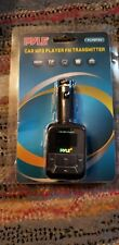 Pyle PLFMTR4 Car MP3/MP4/USB & Micro SD Player FM Transmitter - NEW