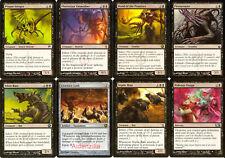 MTG Mono-Black Infect Deck - Hand of the Praetors - Magic the Gathering