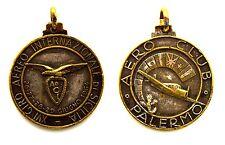 Medaglia Aero Club Palermo 16° Giro Aereo Internazionale Di Sicilia 1964
