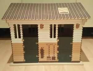 toy wooden horse stables - wooden horse stable toy like breyer