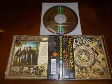 The Cross / MAD : BAD : And Dangerous To Know JAPAN TOCP-6262 Rare!!!!! C4