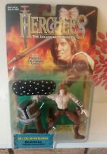 HERCULES DISCUS LAUNCHER  FIGURE MT. OLYMPUS  GAMES NEW IN BOX