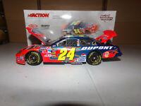 1/24 JEFF GORDON #24 DUPONT / DAYTONA WIN / RV 2005 ACTION NASCAR DIECAST