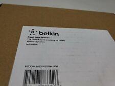 Belkin 3 Plug/2 USB Travel Surge Protector (3619)