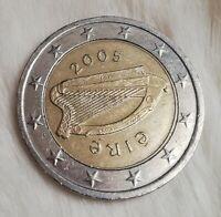 _____2 Euro Münze_____ IRLAND_2005(éIRe) _____Fehlprägung! _____