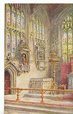 Warwickshire Postcard - Shakespeare's Monument - Stratford-on-Avon     ZZ3250