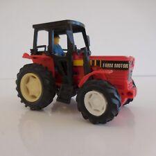 Véhicule agricole tracteur miniature FARM MOTOR vintage collection