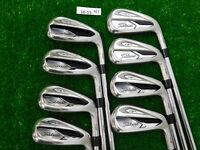 Titleist 718 AP1 Irons 4-P & 48* W AMT Red R300 Regular Steel Excellent
