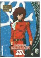 DVD Captain Harlock SSX 2 dynit