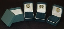 BOMBARDIER - YEARS OF SERVICE PINS - ONLY THE BOXES INCLUDED (3) - ORIGINAL