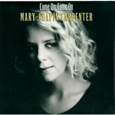 Come on Come On by Mary Chapin Carpenter (CD, 1992) Very Good