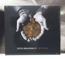 DOYLE BRAMHALL II - RICH MAN CD 2016 NEW SEALED