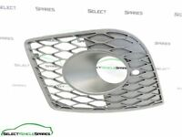 SEAT LEON 1P NEW GENUINE FR PASSENGER FOG LIGHT GRILL LAMP BUMPER TRIM 05-09