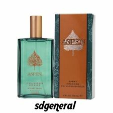 Aspen by Coty for Men 4 / 4.0 oz / 118 ml Cologne Spray | BRAND NEW IN BOX