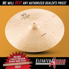 "Zildjian K Constantinople 16"" Crash Cymbal + FREE Drum Sticks! MAKE OFFER!"