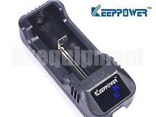 Keeppower L1 LCD Digital AA C D 18650 26650 Li-ion Battery USB Charger