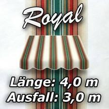 Volant Royal für Markisen Vollkassettenmarkisen  Länge 6 m *Neu*