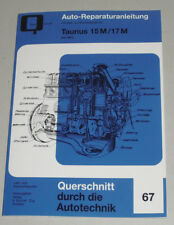 Manual de Reparaciones Ford Taunus 17M P3 Bañera, a Partir Año Fab . 1960