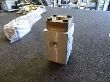 Ingersoll Rand 35582329 Oil Stop Valve for Air Compressor  #35296193 MSRP $2600