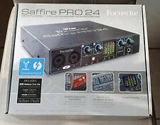 FOCUSRITE Saffire PRO 24 Firewire/Thunderbolt Audio Interface - Guter Zustand