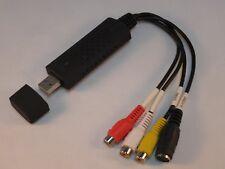 Grabber USB pour Audio + Vidéo Élaboration #d620