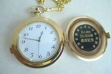 Excellent ! Vintage Citizen Pocket Watch.....Quartz Watch