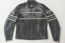 Harley Davidson Men's SCREAMIN EAGLE THUNDER VALLEY Leather Jacket 98297-08VM L