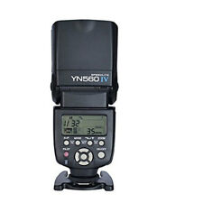 Yongnuo YN-560 IV Flash Speedlite Master + Slave Flash + Built-in Trigger System