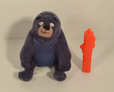 "RARE 2003 Tug 4"" McDonald's Europe Plush Action Figure Disney Brother Bear"