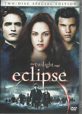 The Twilight saga. Eclipse (2010) s.e. 2 DVD