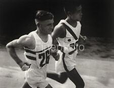 1936 OLYMPICS MARATHON Photo Art SON Japan Korea HARPER England LENI RIEFENSTAHL