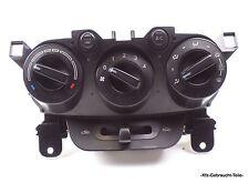 Mazda 2 II (DE) 1.3 Klimabedienteil Klima Heizung Bedienteil