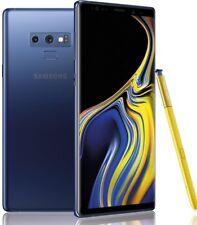 Samsung Galaxy Note9 SM-N960 - 128GB - Ocean Blue (Unlocked) (Dual SIM)...