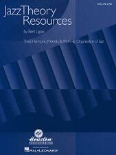 Jazz Theory Resources Volume 1 Jazz Book New 000030458