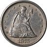 1875-S Twenty (20) Cent Piece Choice AU Details Nice Eye Appeal Nice Strike