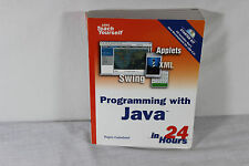 Programming with Java in 24 Hours with CD