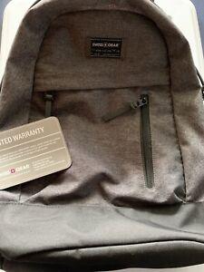 Swiss Gear Backpack Grey WTRA-14-JH-3106
