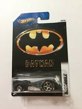 2012 Hot Wheels Batman Batmobile # 8 of 8 Walmart Exclusive