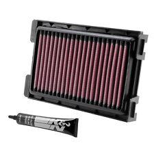 K & N Air Filter - Honda 2011-16 CBR 250R 300R CB300F Airfilter K&N HA-2511