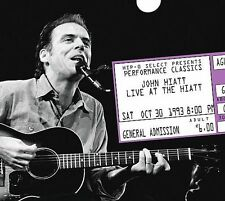Live at the Hiatt by John Hiatt (CD, Nov-2006, Hip-O Select)