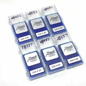 (Lot of 6) GGB Industries 34A-4-35 PicoProbe Replacement Probe Tips