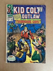 Kid Colt Outlaw #135 Marvel Silver Age Western! I Combine Shipping!